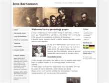 Tablet Preview of fambornemann.se